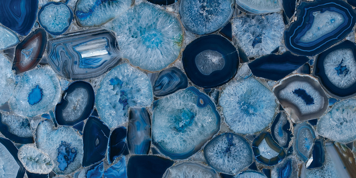 Akam Agat Blue