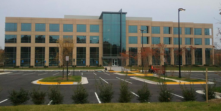 Belvoir Corporate Campus project in Fairfax County, Virginia, USA.