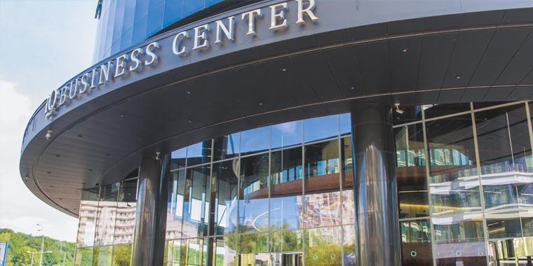 Бізнес центр «IQ center»