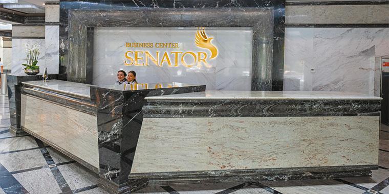 Бізнес центр класу А+ «Сенатор»