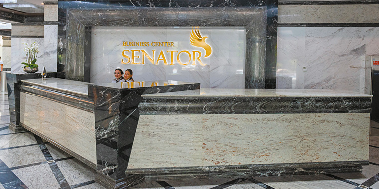 Бизнес центр класса А+ «Сенатор»